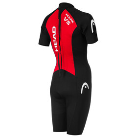 Head Multix VS Multisport 2,5 Shorty Suit Ladies Black/Red